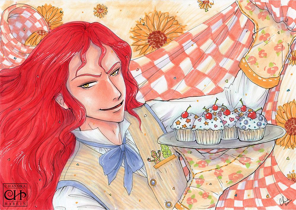 Ari and Cupcakes