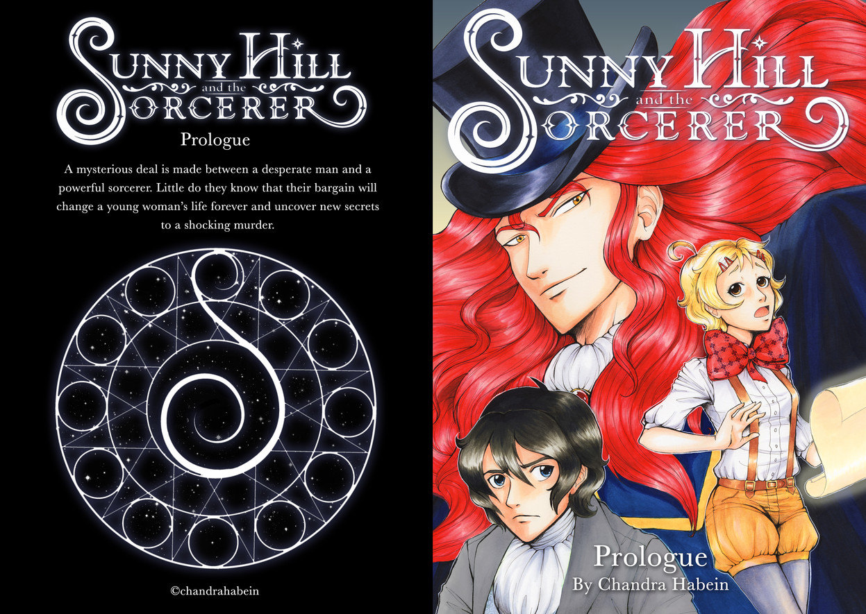 Sunny Hill Prologue Cover