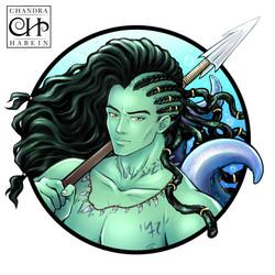Donation Drawing #4: Caliban