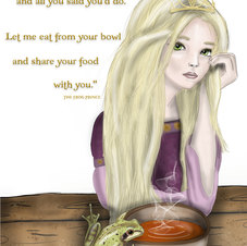"""""""Let me eat from your bowl..."""""""