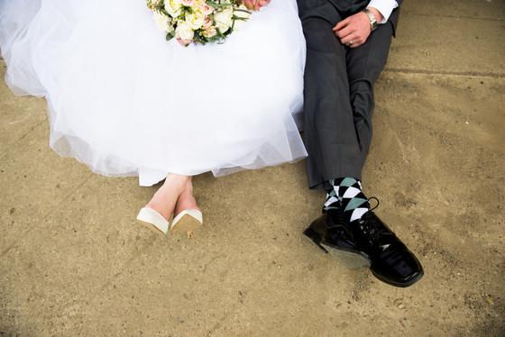 First Spring Wedding...
