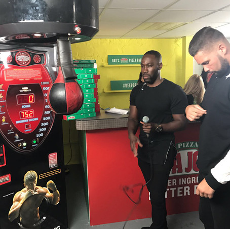 Tony Bellew – Boxing Simulator