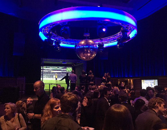 PSW Events working for FIFA in Zurich