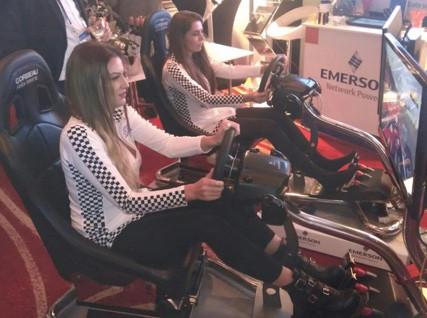 Motion Seat Simulator