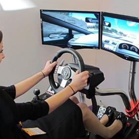 Motor Racing & Driving Simulators for Hire, Simulator Hire UK