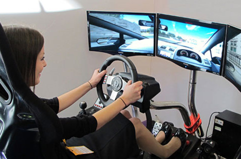 Driving Training Simulator