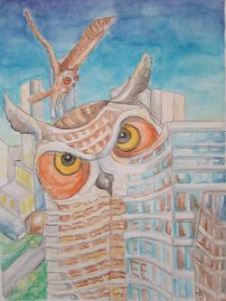 Condo Owl