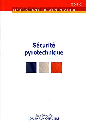 Etude de sécurité pyrotechnique