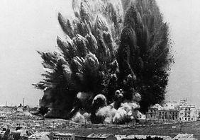 Explosion protection balistique