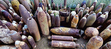 munitions etdéollution pyrotechnique