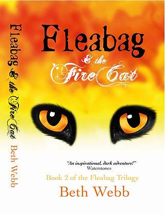 Fleabag & the Fire Cat