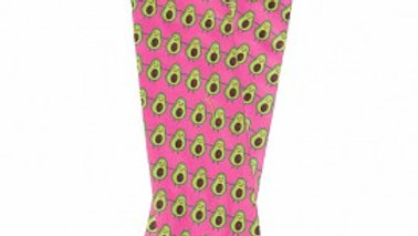 Lettia Avocado Boot Socks