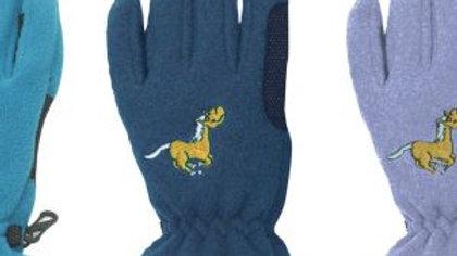 Equistar Children's Pony Fleece Gloves