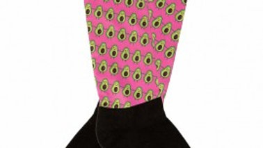 Lettia Avocado Padded Boot Sock