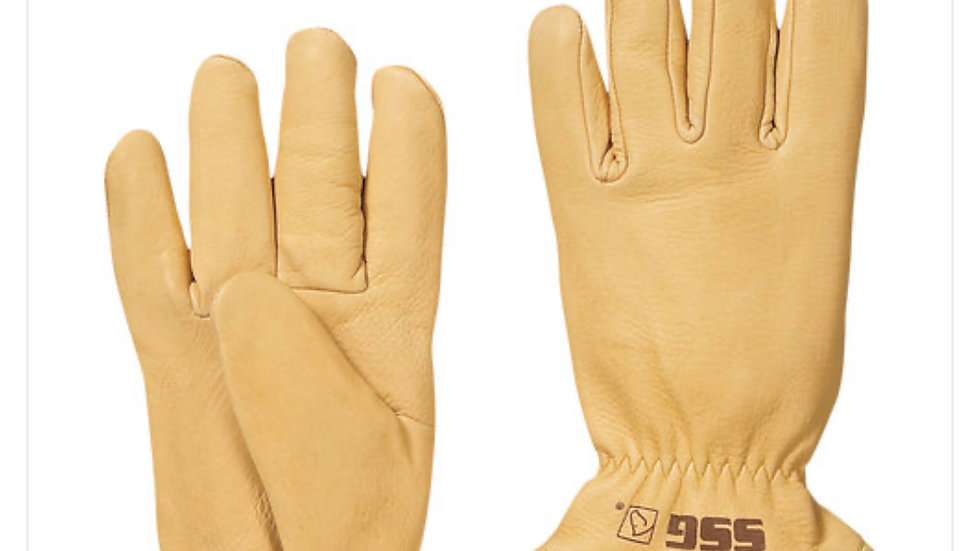 SSG Deerskin Fleece Lined Gloves