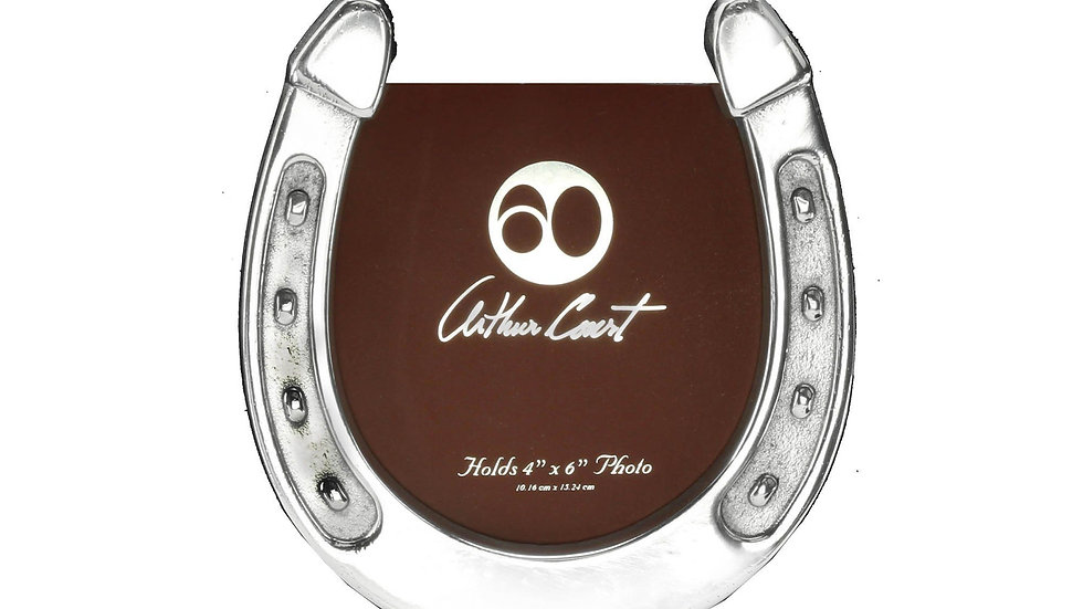 Horseshoe Photo Frame