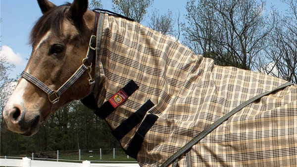 Baker Turnout Neck Cover