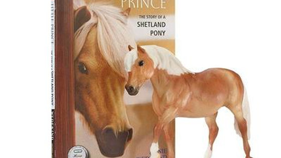 Little Prince Breyer Pony and Book Set