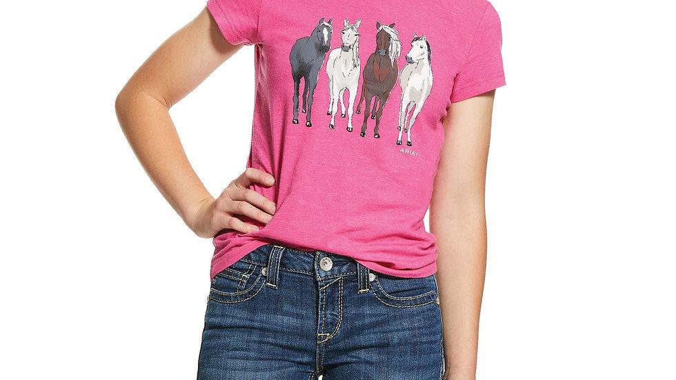 Ariat 360 View Pink T shirt