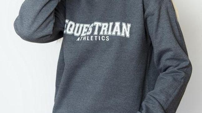 TKEQ the shop EQUESTRIAN ATHLETICS Sweatshirt