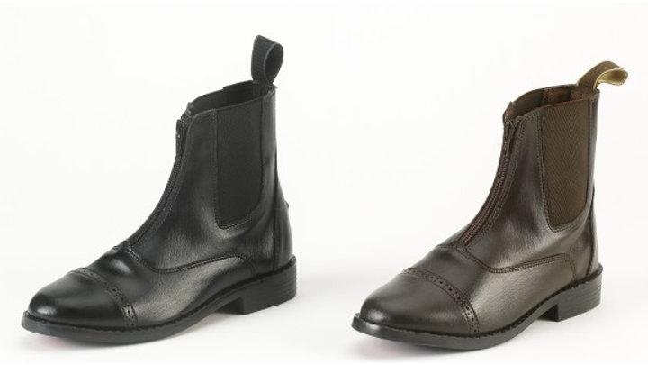Ladies Equistar Paddock Boots