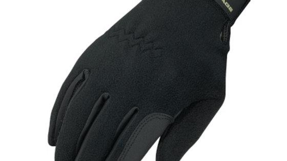 Heritage Performance Fleece Glove  Black
