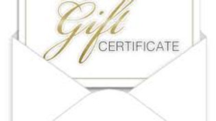 Gift Certificate to The Foxy Rider