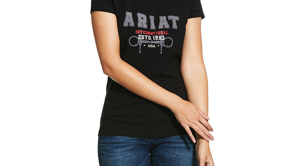 Ariat Logo and Bit
