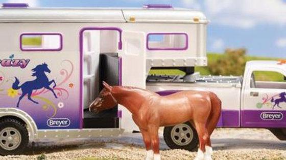 BREYER - Horse Crazy Truck and Trailer