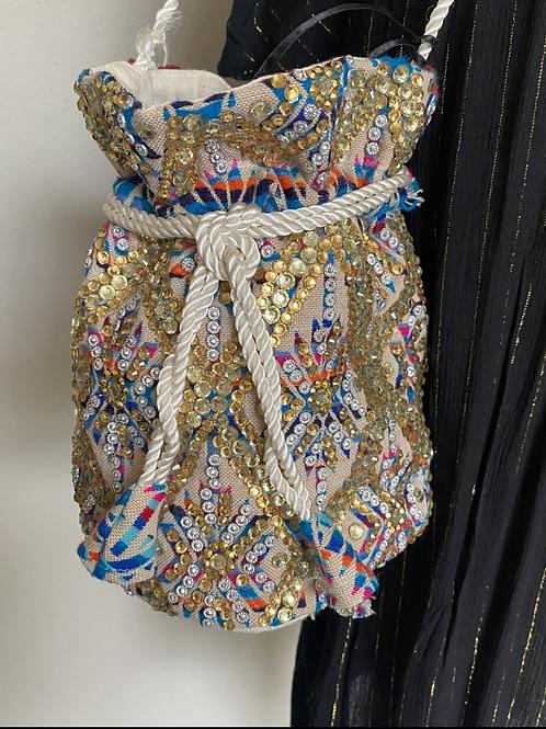 Champagne Beach Bag