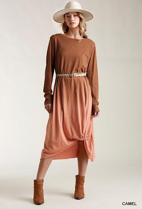 Aswan Tye Dye Dress