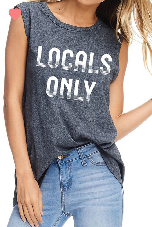 Locals Only Tank