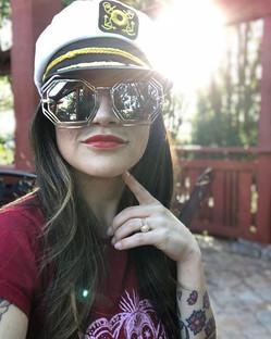 Oh captain, my captain sail the ship acr