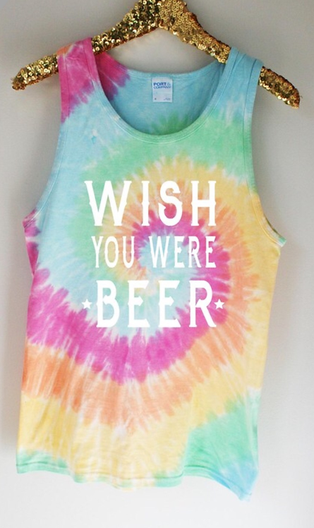 Wish You Were Beer Tank