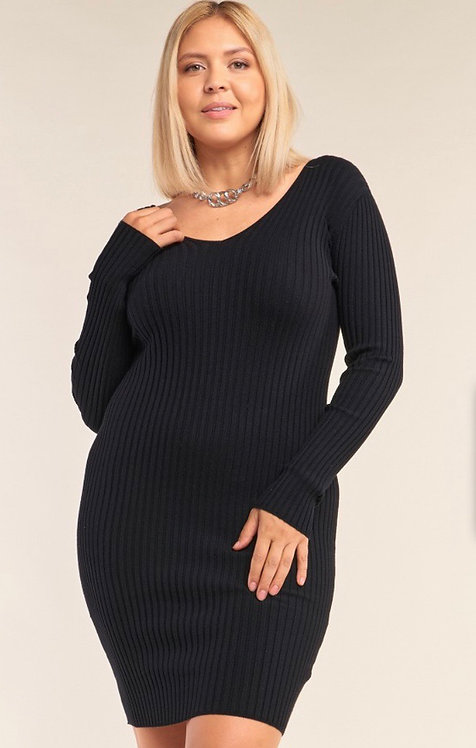 Oslo Sweater Dress
