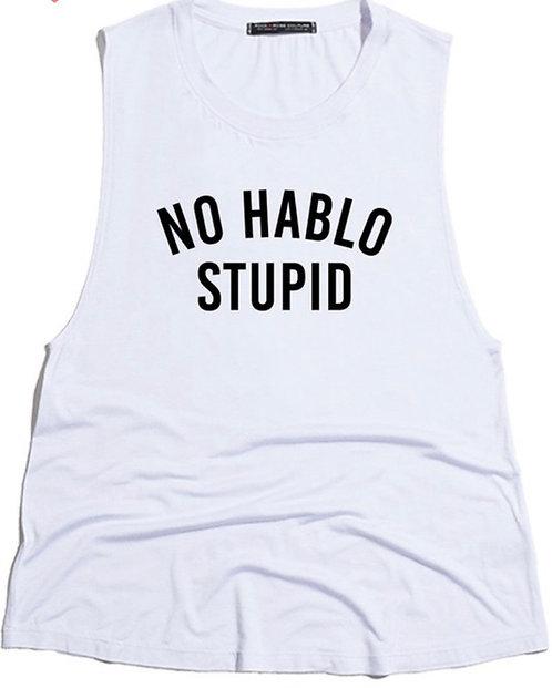 Hablo Stupid