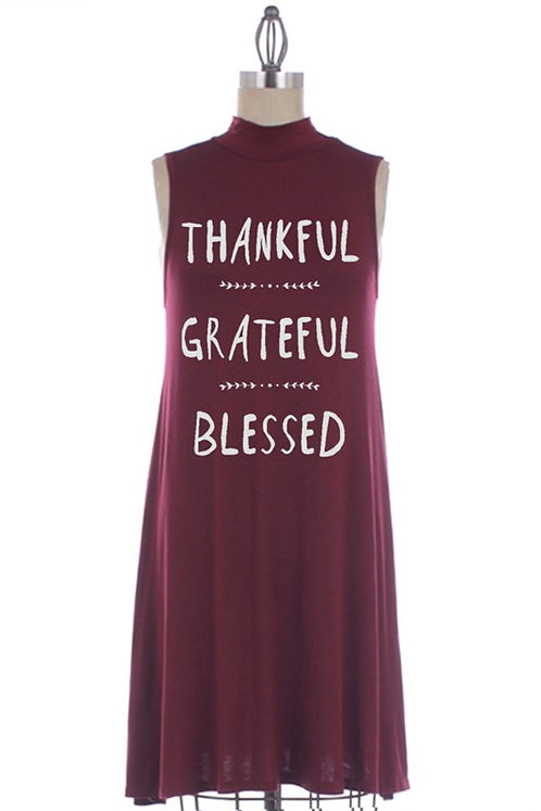 Thankful Dress
