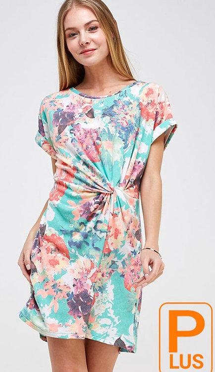 Newport Knot Dress