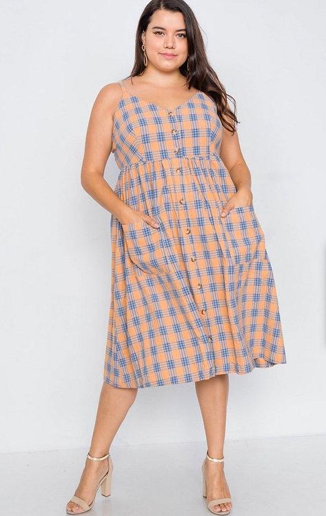 Citrus County Dress