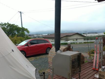 オリジナル薪ストーブ製作への長旅 5