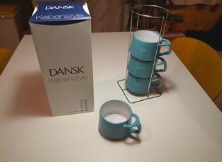 【インテリア】DANSK(ダンスク)のマグカップ