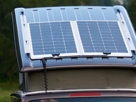 Solartechnik für noch mehr Flexibilität