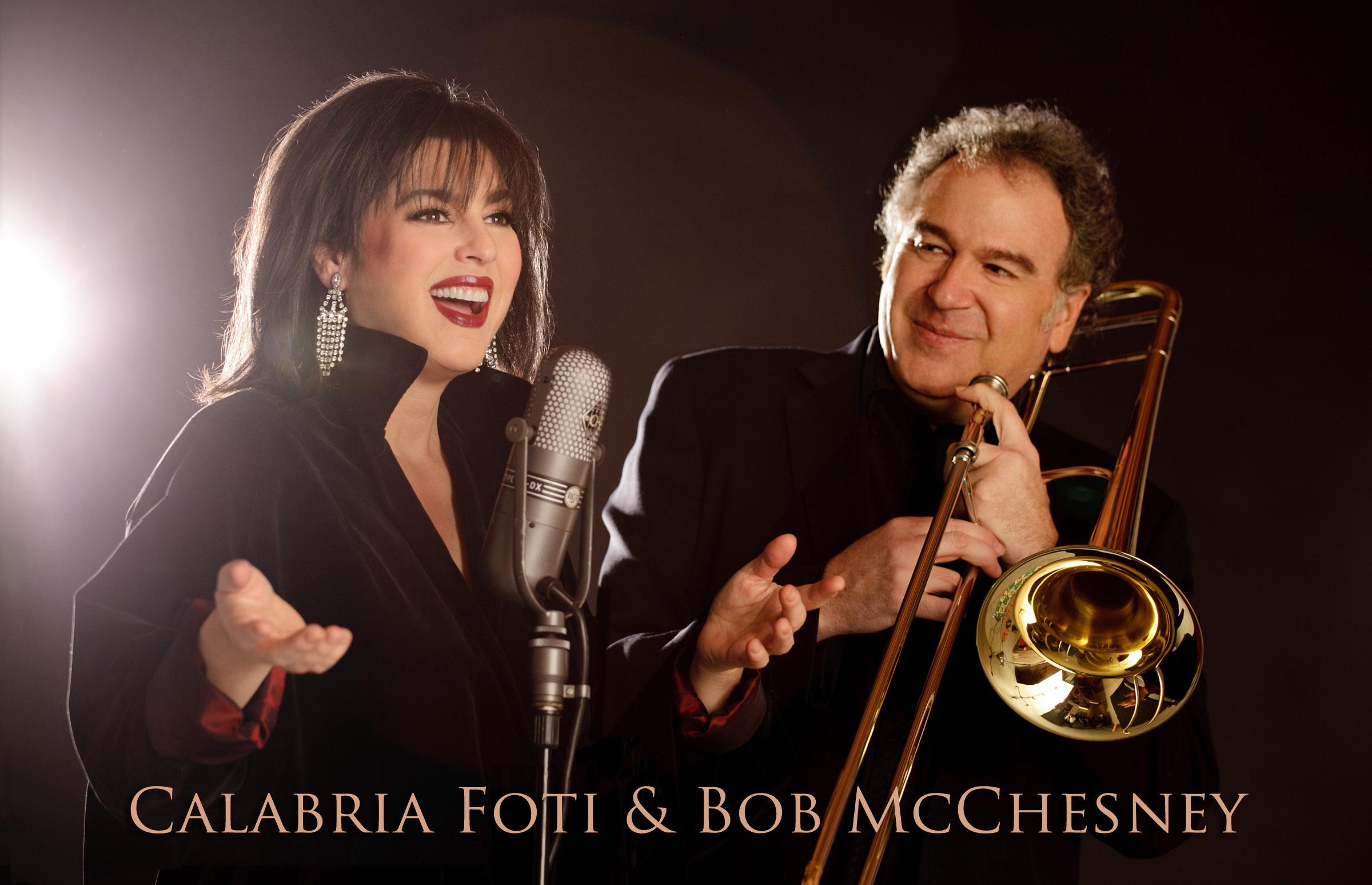 Bob and Calabria Publicity