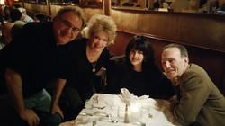 Sue Raney and Carmen Fanzone