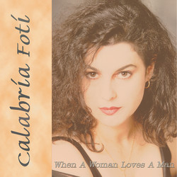 'Woman' CD Cover