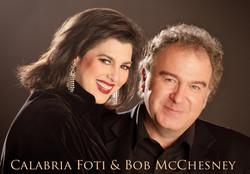 Bob and Calabria Publicity Shot