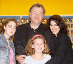 Calabria and Family