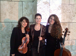 Trio @ The Getty Center