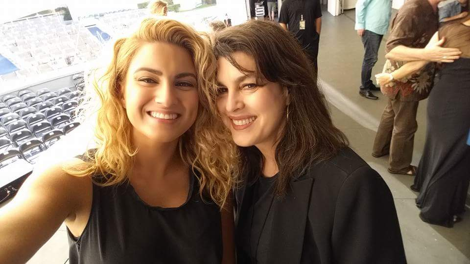 Tori Kelly at the Hollywood Bowl