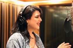 Recording at Capitol